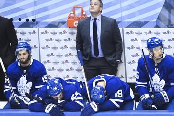 Une autre fin décevante pour les Maple Leafs)