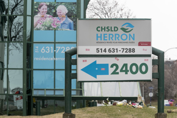 Enquête publique sur le CHSLD Herron Des patients transférés à l'hôpital «pour des raisons humanitaires» )