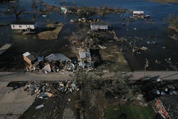 Catastrophes naturelles doublées en 20ans Le changement climatique, principal responsable)