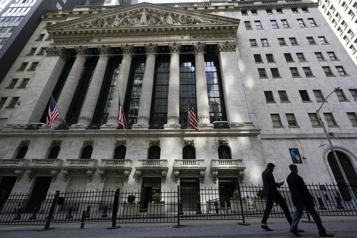 Les Bourses nord-américaines terminent dans le vert, le S&P500 à un record)