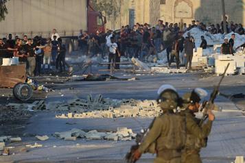 Cisjordanie occupée Un Palestinien de 12ans meurt après avoir été blessé par un tir israélien )
