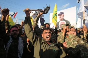 Irak Une attaque de l'EI tue 11membres des forces armées )