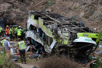 Un accident de bus au Chili fait 21 morts