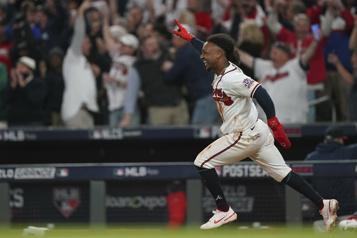 Les Braves d'Atlanta battent les Dodgers3-2