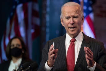 Biden se prépare à dévoiler son administration malgré la résistance de Trump)