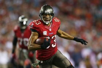 NFL L'ex-receveur Vincent Jackson retrouvé sans vie)