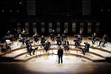 Rentrée en petit comité à la Philharmonie de Paris)