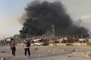 Explosion à Beyrouth Amnistie accuse les autorités libanaises d'obstruction)