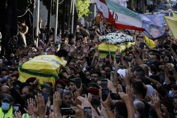Violents affrontements jeudi Le Liban enterre ses morts, la tension reste vive