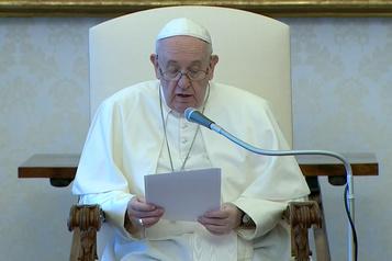 Mort de George Floyd: le pape juge «intolérable» toute forme de racisme)