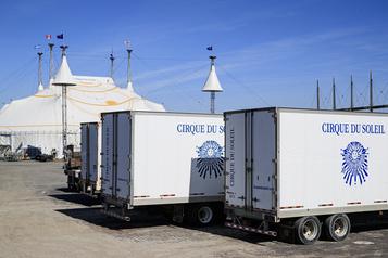 Le Cirque du Soleil était déjà «vulnérable» avant la pandémie)