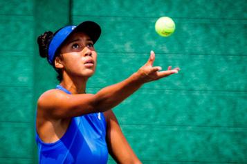 Internationaux d'Australie: Leylah Fernandez à un gain du tableau principal