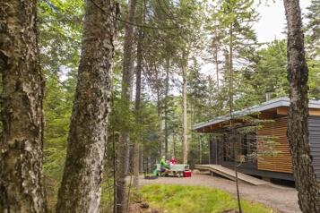 Location de chalets Planifier déjà ses vacances de 2022? La SEPAQ suscite de la grogne)