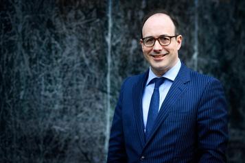 Charles Émond: «L'aspect politique de mafonction ne m'angoisse pas»