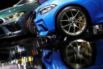 BMW : une flopée denouveautés