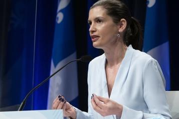 Kanesatake Québec ouvert à l'idée d'un corps policier autochtone )