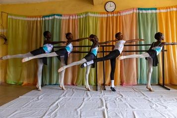 À Lagos, le ballet se danse sans musique)