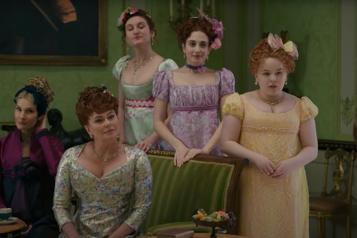 La série Bridgerton renouvelée par Netflix pour une deuxième saison)