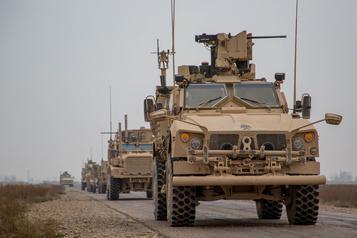 Les soldats américains resteront «temporairement» en Irak