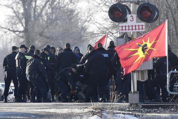 Crise ferroviaire: la réconciliation n'est pas en danger, selon Ottawa