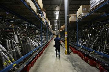 COVID-19: Uni-Sélect met à pied temporairement la moitié de ses employés