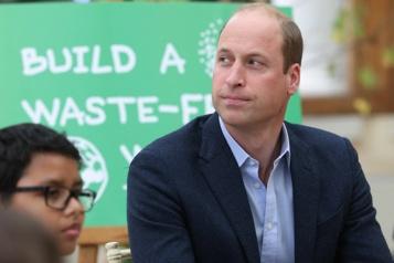 Le prince William égratigne la course au tourisme spatial