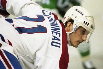 Guy Carbonneau au Temple de la renommée: Ô capitaine, mon capitaine