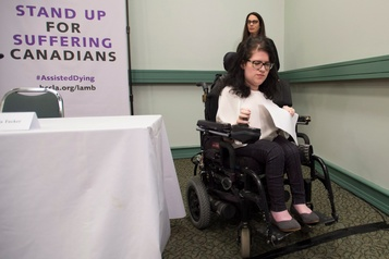 Aide médicale à mourir: Ottawa semble fléchir