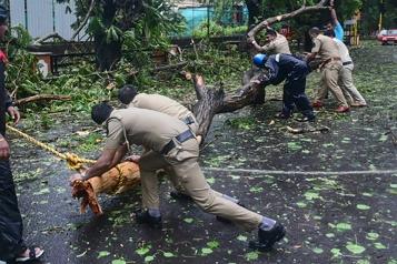 Inde Au moins six morts à l'approche du cyclone Tauktae)