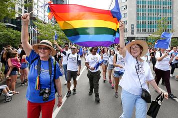 Défilé de la Fierté: 300 000 personnes attendues à Montréal cet après-midi