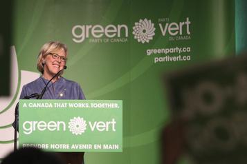 Place à un nouveau leadership au Parti vert)