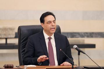 Le premier ministre libanais condamne une «dangereuse escalade militaire»)