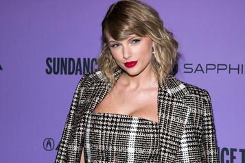 Taylor Swift au secours d'un disquaire de Nashville