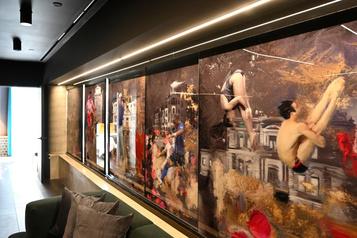Hôtel10: une suite thématique mettant à l'honneur le sport