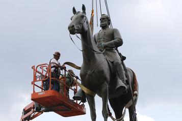 Richmond, ancienne capitale des confédérés, va retirer ses monuments )