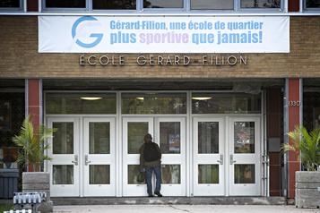 Longueuil Une école secondaire fermée jusqu'à la mi-octobre)