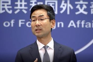 Le Canada responsable de la dégradation des relations, répond Pékin à Trudeau