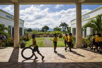 Reconstruction d'Haïti La diaspora prend les choses en main)