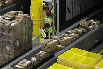 Les soldes d'été d'Amazon auront lieu en octobre)