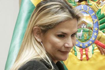 Ex-présidente bolivienne emprisonnée Jeanine Añez considère comme «absurde» la négation de la légalité de son mandat