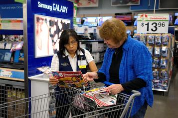 Walmart à nouveau accusée de discrimination contre les femmes