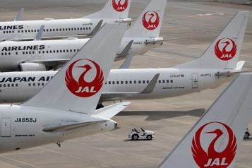 1ertrimestre Japan Airlines demeure dans le rouge)