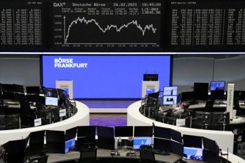 Les Bourses européennes terminent la journée dans le vert)
