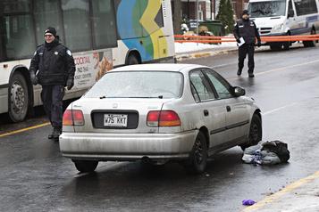 Un piéton meurt happé par une voiture à Montréal