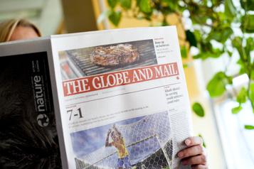 Le Globe and Mail s'entend avec le syndicat représentant 250 de ses employés)