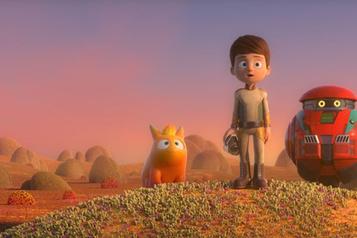 Terra Willy, planète inconnue: pour les petits★★½