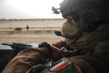 Mali: l'armée française sur les lieux d'une frappe aérienne controversée)
