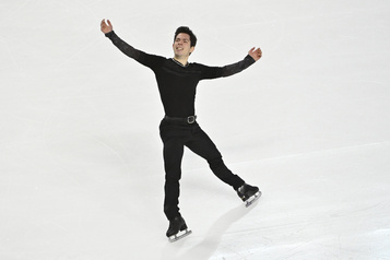 Le Canada pourrait rater les Championnats du monde de patinage artistique)