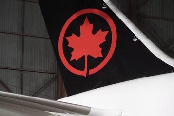 Les vols internationaux d'Air Canada retardés jeudi et vendredi