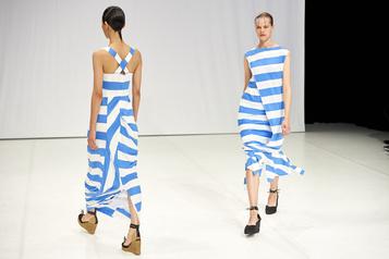 La Fashion Week de Londres débute en ligne)